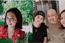 Maia Estiyanti unggah foto lawas putranya, rambut Dul jadi sorotan