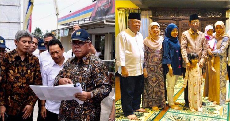 Anak Menteri PUPR menangis karena tahu rumahnya akan digusur