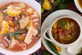 25 Resep sayur asem paling praktis, enak dan sehat