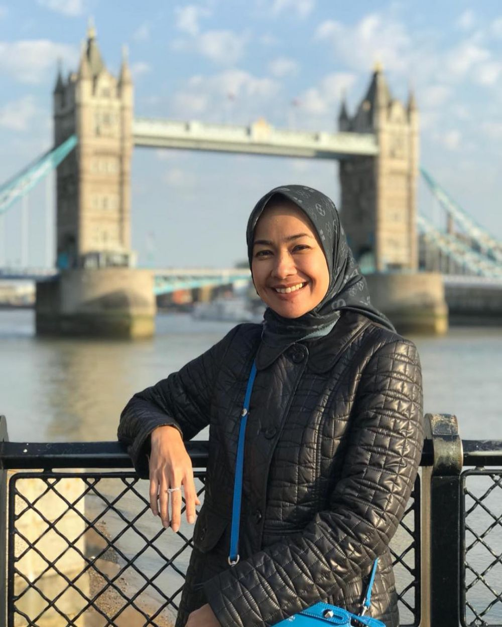 puteri indonesia hijab © 2019 brilio.net