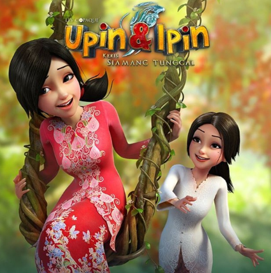 Dua cerita legenda asli Indonesia hadir di film Upin Ipin The Movie