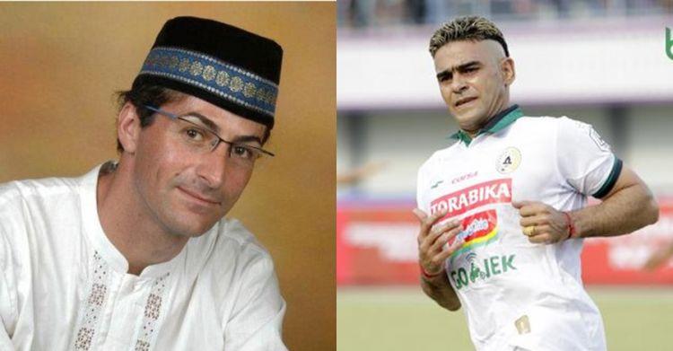 8 Pesepak bola asing di liga Indonesia ini putuskan jadi mualaf