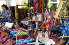 Jelang Lebaran,  Bupati Anas promosikan batik khas Banyuwangi