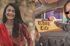 5 Aksi lucu Sintya Marisca, si cantik pemeran 'Sate Yang Tertukar'