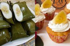 23 Resep kue berbahan pisang, enak dan praktis