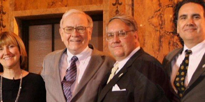 Warren Buffett  istimewa