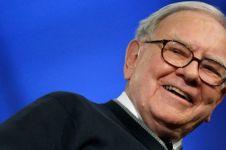 3 Tips hidup luar biasa dari Warren Buffett, orang terkaya di dunia