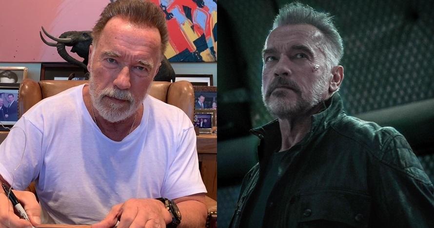 Tendang Arnold Schwarzenegger dari belakang, pria ini tersungkur