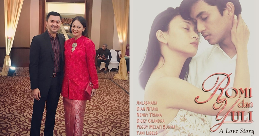 Dian Nitami kenang perjalanan cinta dengan Anjasmara, bak sinetron