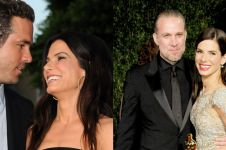 Bukan Keanu Reeves, ini 8 mantan kekasih Sandra Bullock