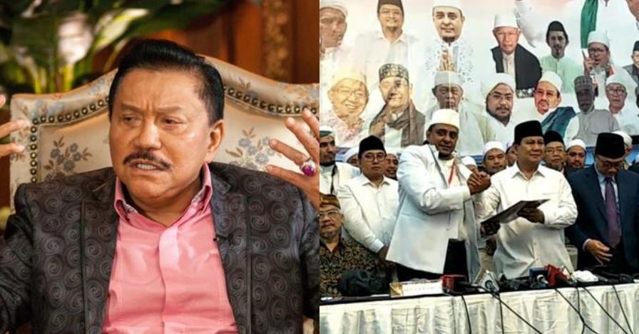 Hendropriyono: Kekuatan massanya Prabowo sudah mulai 'ompong'