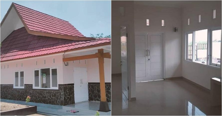 Sudah selesai dibangun, ini potret rumah baru Muhammad Zohri