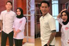 Tereliminasi dari MasterChef, Yulita dapat tanda cinta Chef Juna