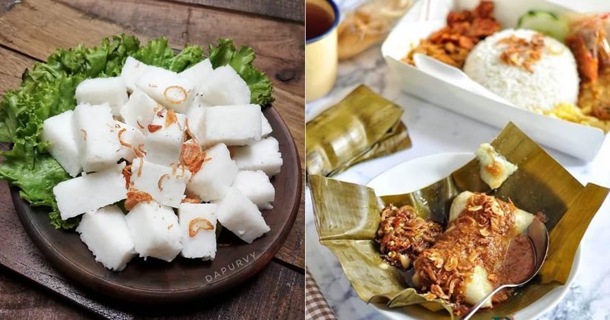 10 Cara membuat ketupat dan lontong disertai resep, praktis