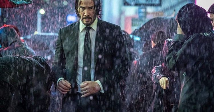John Wick 3 lengserkan Avengers: End Game di puncak box office