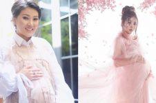 Unggah foto wajah closeup saat hamil, pipi Sarwendah curi perhatian