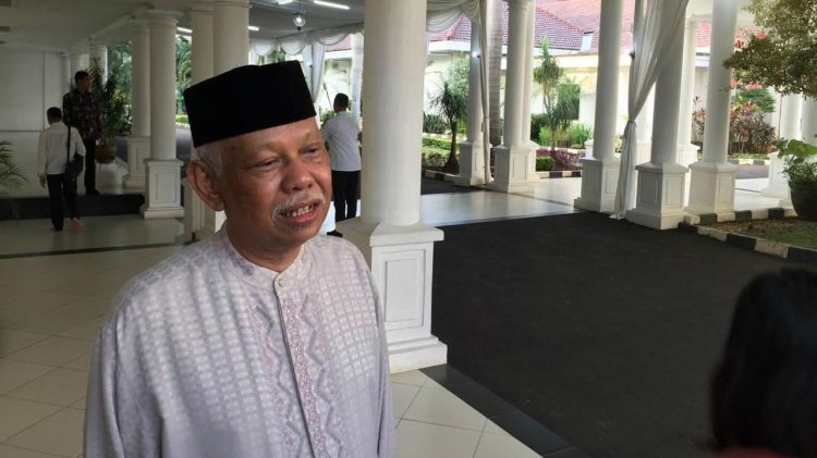 Cendekiawan muslim sebut aksi 22 Mei kepung KPU bukan jihad