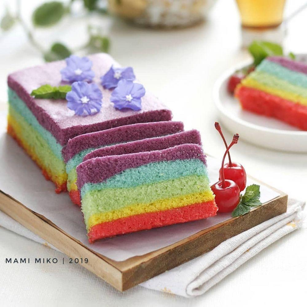 25 Resep kue bolu kukus kekinian, enak dan mudah dibuat