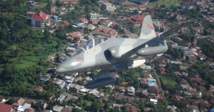 Ini kata TNI AU soal pesawat terbang dini hari tadi
