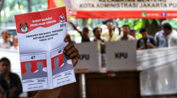 Hasil Pileg 2019, 9 parpol penuhi ambang batas parlemen 4 persen