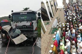 Mahasiswi meninggal saat Ramadan, salat jenazahnya banjir jamaah