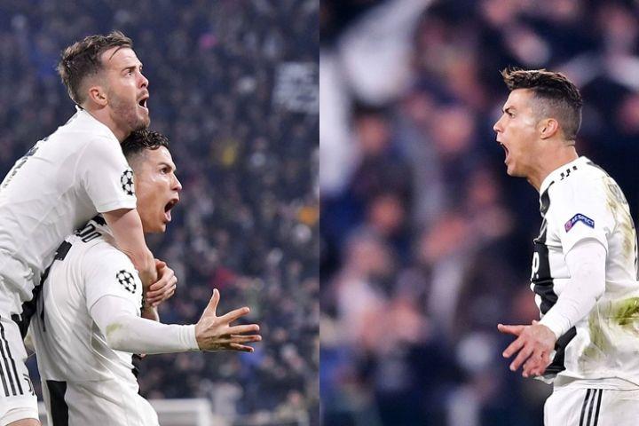 Cristiano Ronaldo tolak Conte gantikan Allegri, ini alasannya