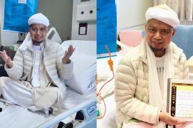 Ustaz Arifin Ilham kritis, keluarga minta warga doakan kesembuhan