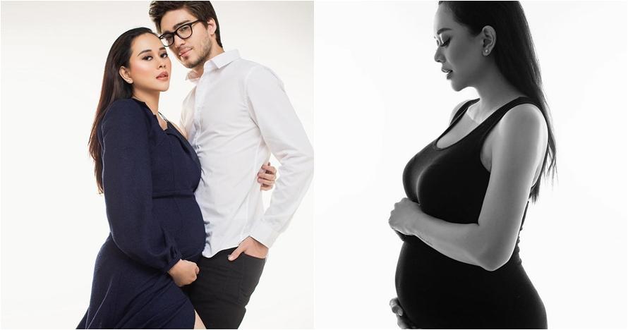 Hamil 7 bulan, Aura Kasih ngidam ngemil beras mentah