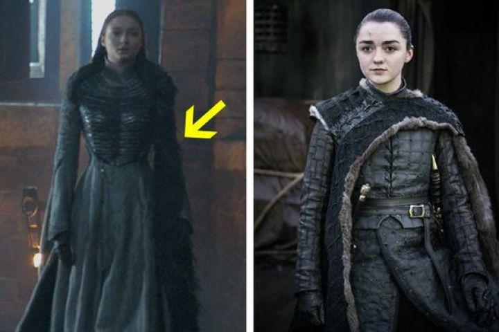 Ini makna kostum Sansa Stark di episode final Game of Thrones