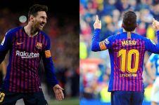 Dari 71 ribu pesepak bola, ini pemain yang miliki skill mirip Messi
