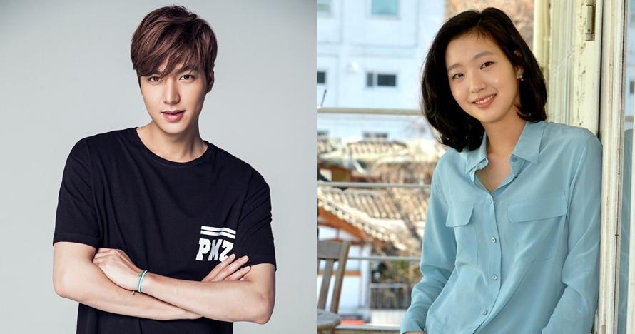 Kim Go-eun jadi lawan main Lee Min-ho, tuai perdebatan