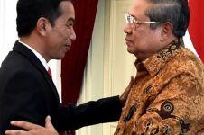Ucapkan selamat pada Jokowi-Ma'ruf Amin, SBY puji sikap Prabowo