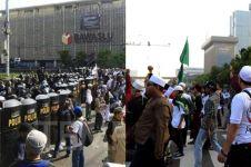 Polri sebut massa dari luar Jakarta yang pertama lakukan provokasi