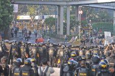 Polri sebut pelaku kerusuhan Aksi 22 Mei mengaku ada yang membayar