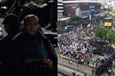 7 Momen mengharukan yang terjadi dalam aksi 22 Mei