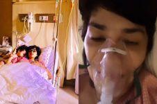 Dirawat di rumah sakit, begini 7 potret kondisi Ussy Sulistyawati
