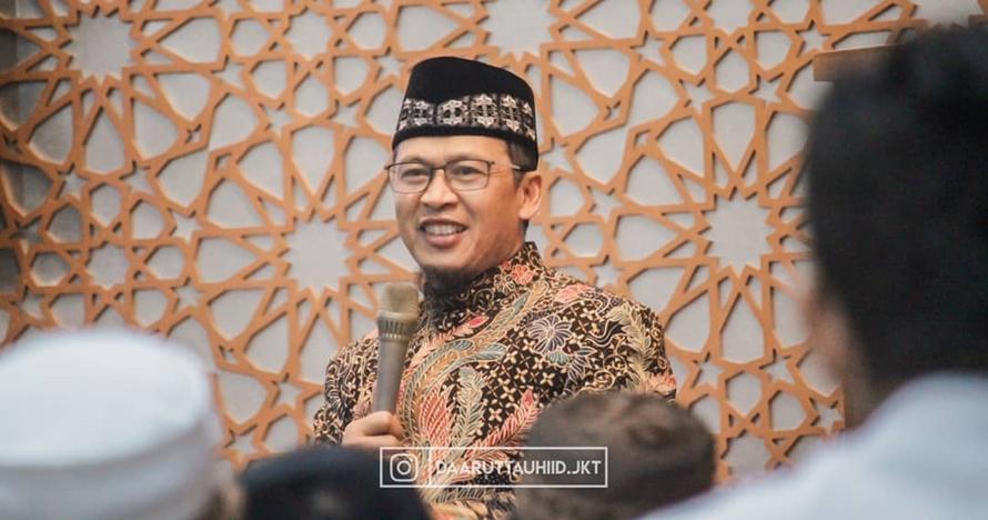 Sedang umrah, ini doa Aa Gym untuk Indonesia dari Mekkah
