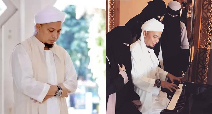 Curhat istri ketiga Ustaz Arifin Ilham tentang anaknya, penuh haru