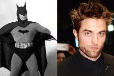 9 Evolusi pemeran Batman dari masa ke masa, terbaru Robert Pattinson