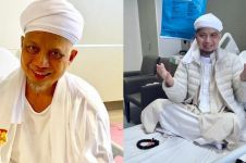 Sebelum meninggal, Ustaz Arifin Ilham sempat sadar & tunaikan salat