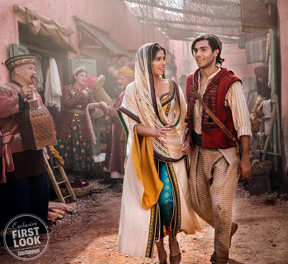 8 Fakta Menarik Film Aladdin Perhiasan Asli Sebagai Properti