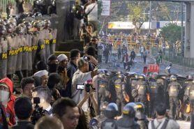 Daftar ruas jalan di Jakarta yang masih ditutup usai aksi 22 Mei