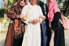 Ungkapan duka para istri dan anak sepeninggal Ustaz Arifin Ilham