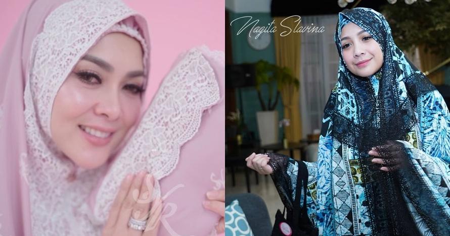 Yuk intip bisnis mukena 6 seleb di bulan Ramadan