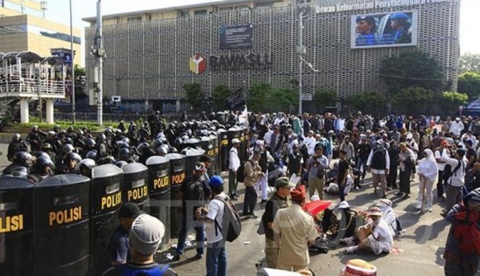 Mal di Jakarta alami kerugian sampai Rp 1,5 T akibat Aksi 22 Mei