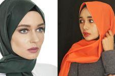 5 Tutorial hijab untuk Lebaran, penampilan makin kece dan stylish