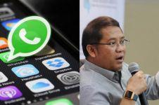 Menkominfo larang pakai VPN untuk akses WhatsApp, ini alasannya