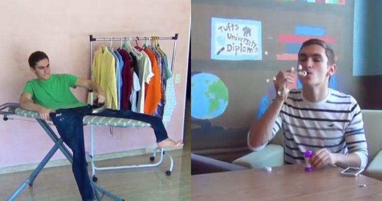 10 Video editan kejadian sehari-hari ini endingnya tak masuk akal