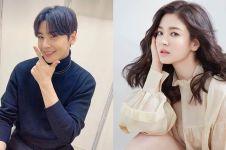 12 Seleb Korea pakai filter Snapchat, Cha Eun-woo curi perhatian