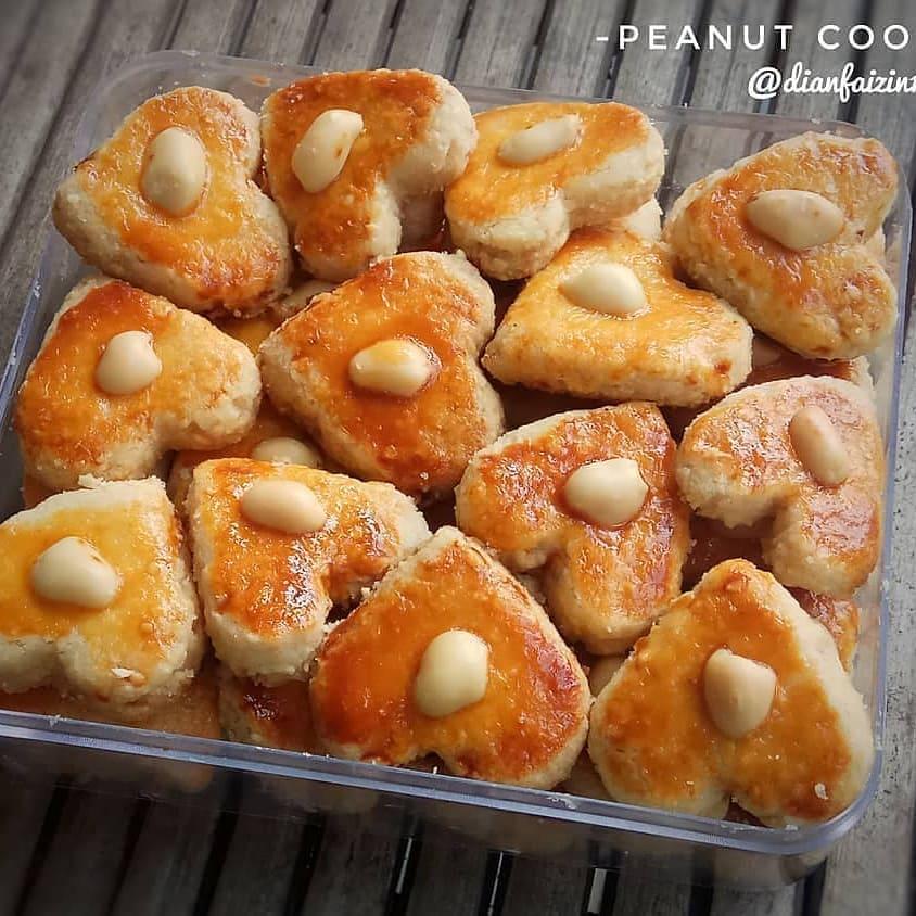 Resep kue kacang istimewa